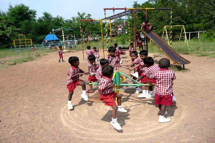Sushil Hari International Residential School-Games