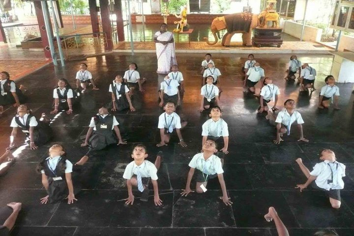 Sushil Hari International Residential School-Yoga