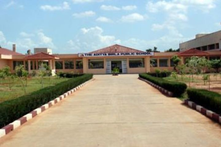 Aditya Birla Public School- Campus View