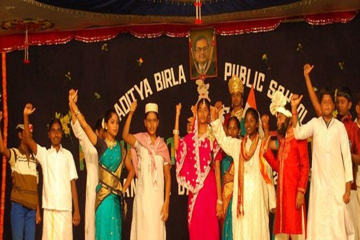 Aditya Birla Public School- Drama