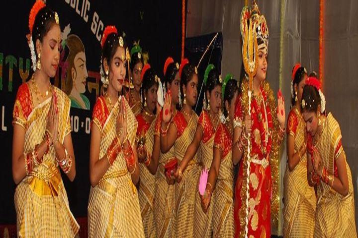 Aditya Birla Public School- Events