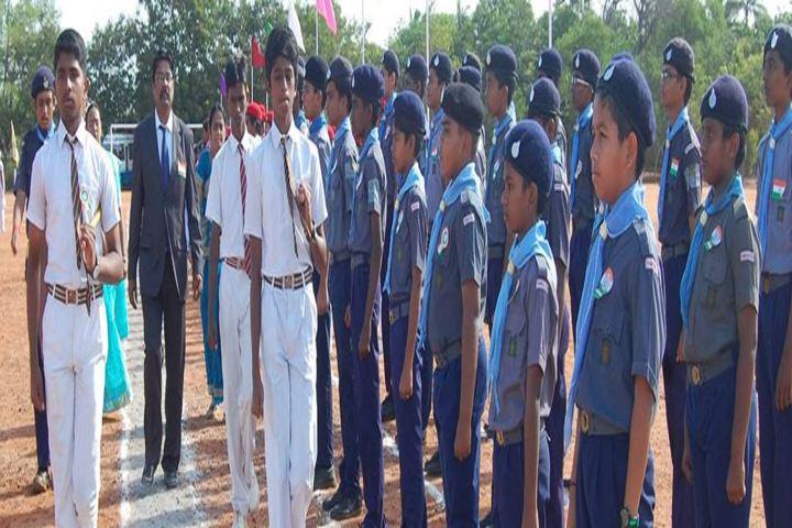 Aditya Birla Public School- NCC