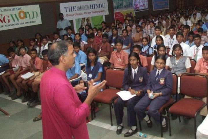 Aditya Birla Public School- Workshop