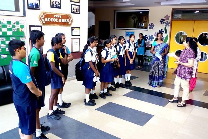 The Geekay world school- TGWS Community Service