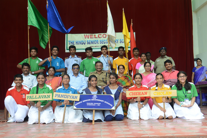 The Hindu Senior Secondary School- Investiture Ceremony