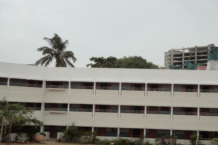The Hindu Senior Secondary School- School Infrastructure