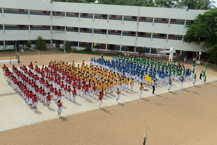 The Hindu Senior Secondary School- Sports Day