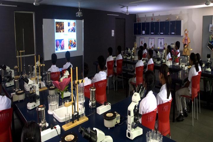 The Indian Public School-Language Lab