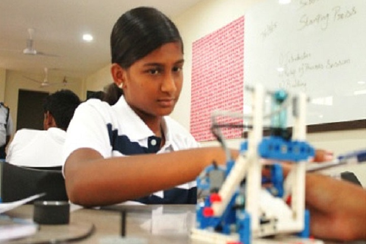 The Indian Public School-Robotics Lab
