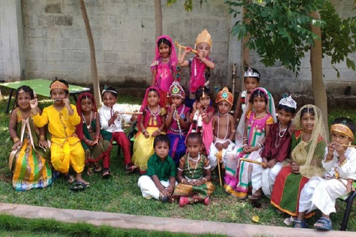 The Indian Public School-Festival Celebrtaions