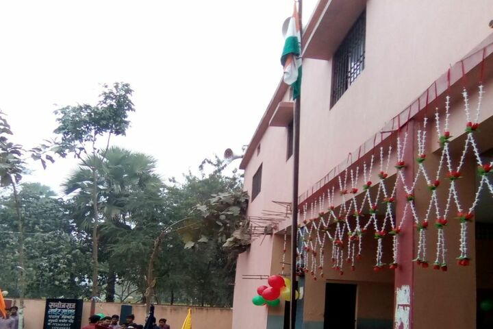R B S Residential Public School-Independence Day