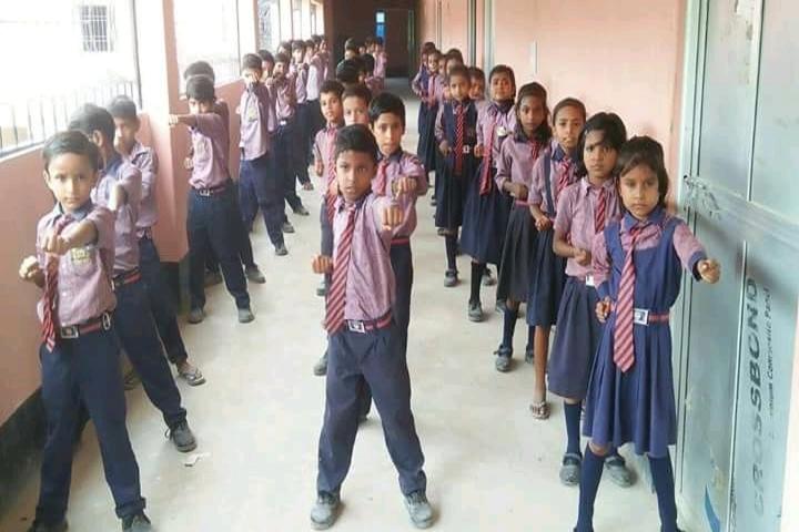R B S Residential Public School-Self Defence