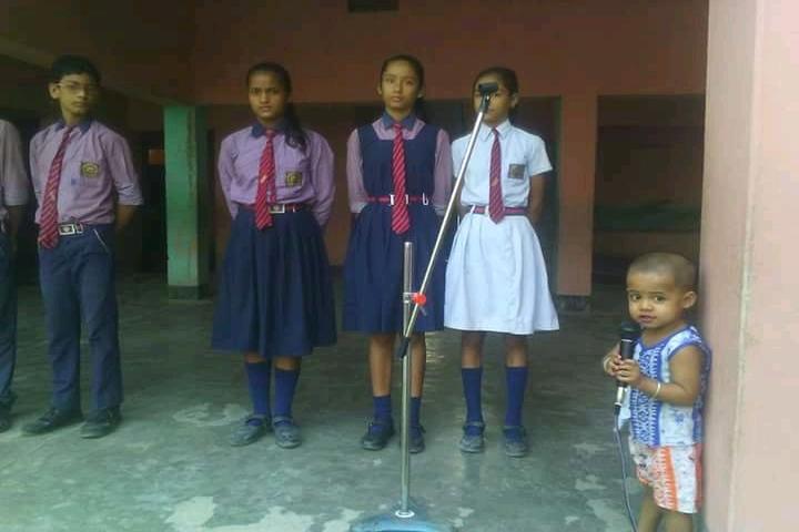 R B S Residential Public School-Singing