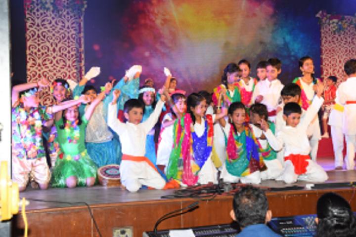 The PSBB Millennium schools- Annual day celebrations
