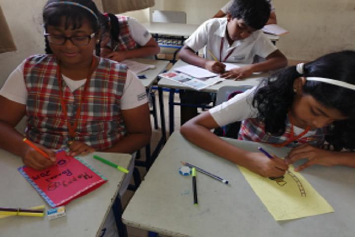 The PSBB Millennium schools-Thai pongal