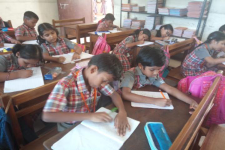 The PSBB Millennium School-Classroom