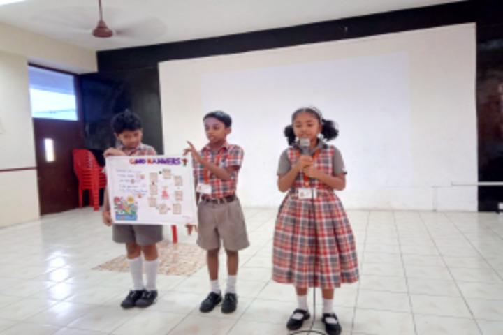 The PSBB Millennium School-General Assembly