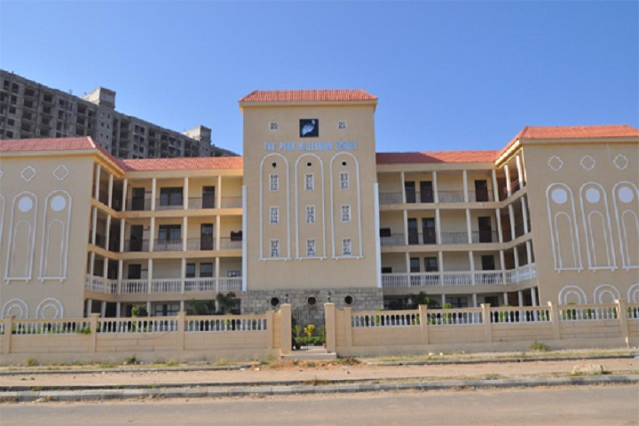 The PSBB Millennium School-School Building