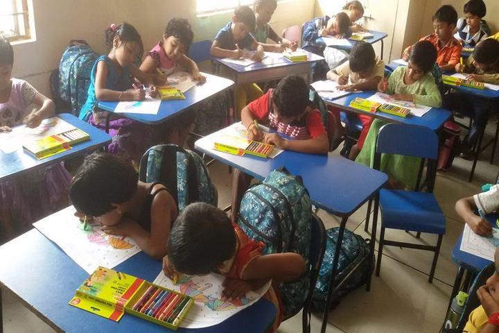 The Vijay Millennium School- Activities