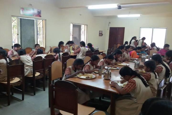 The Vijay Millennium School- Dining Hall