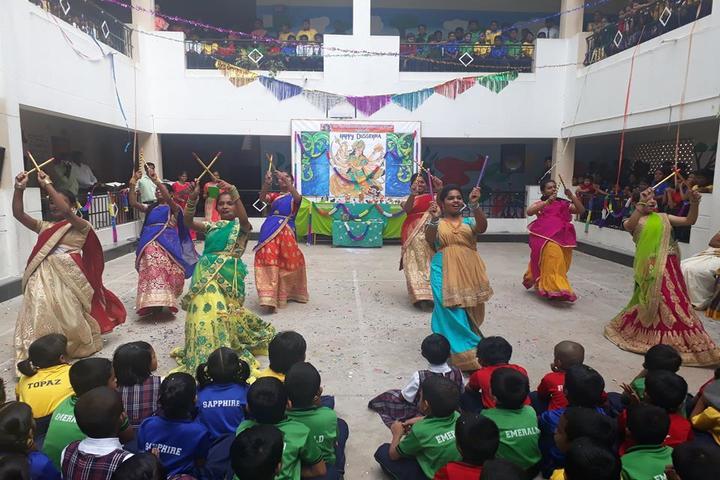 The Vijay Millennium School- Festival Celebrations