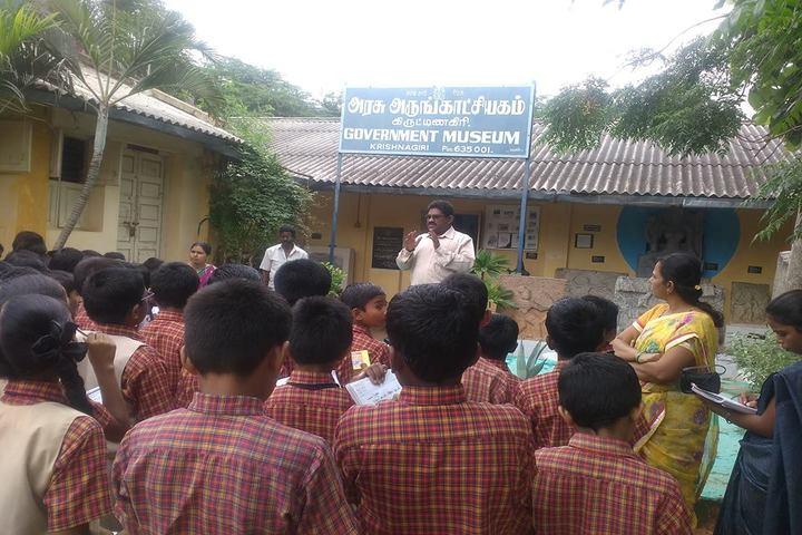 The Vijay Millennium School- Field Trip