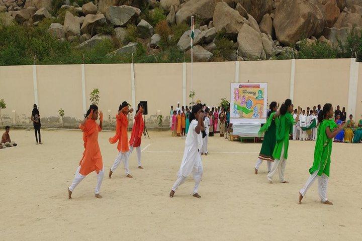 The Vijay Millennium School- Independence Day