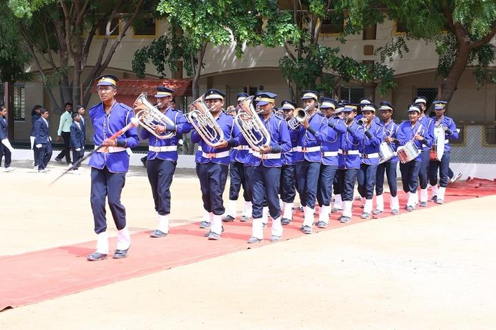 The Vijay Millennium School- Investiture Ceremony