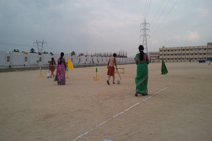 The Vijay Millennium School- Sports