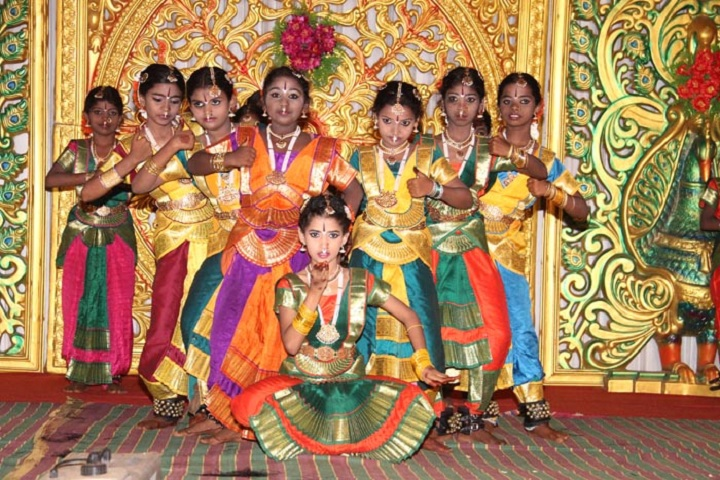 Thriveni Academy- Dance performence
