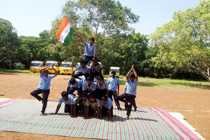 Thriveni Academy- Independence day celebrations