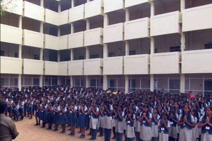 Thriveni Academy-Assembly