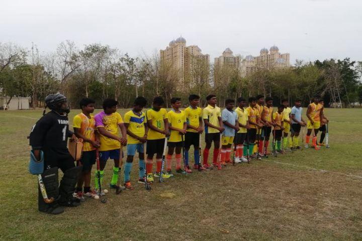 Thriveni Academy-Hockey Team