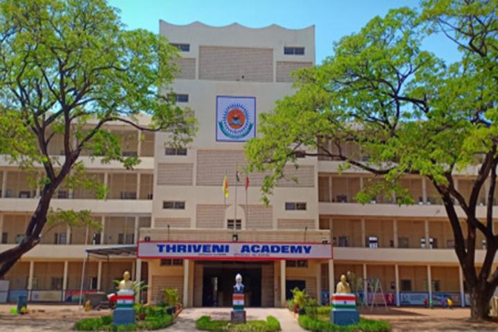 Thriveni Academy-School Building