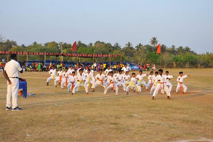 Tiaano Vidyashrm-Annual Sports Day Celebration