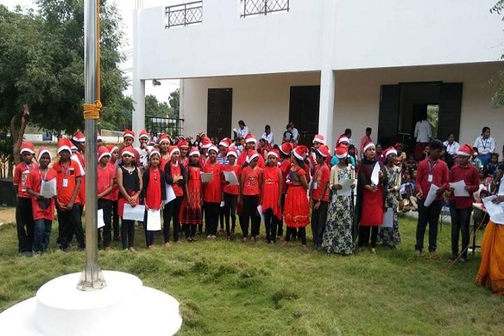 Tiaano Vidyashrm-Christmas Day Celebration