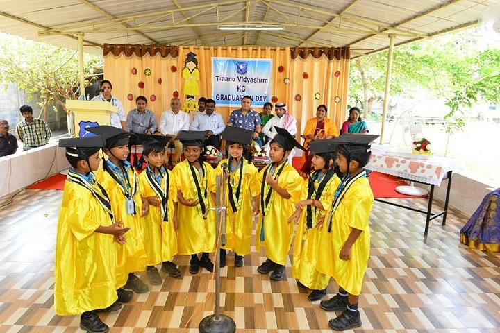 Tiaano Vidyashrm-Graduation Day