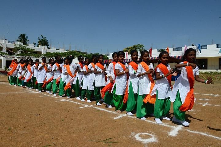 Tiaano Vidyashrm-Independence Day Celebration