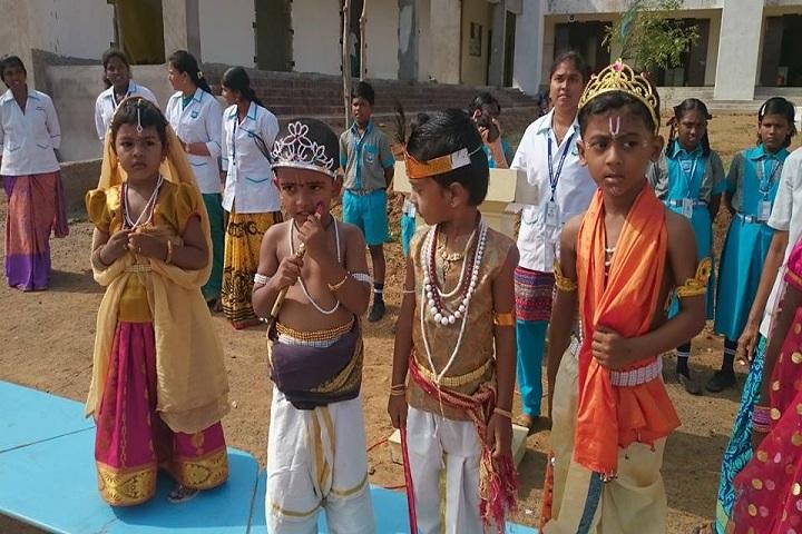 Tiaano Vidyashrm-Krishna Jayanthi Celebration