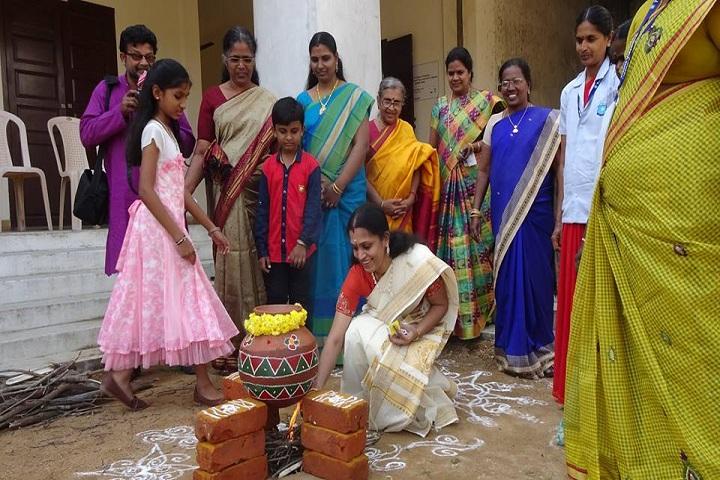 Tiaano Vidyashrm-Pongal Celebration