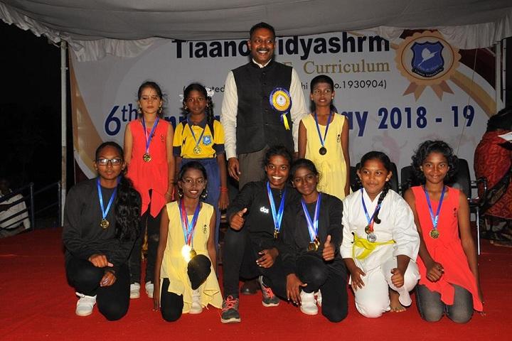 Tiaano Vidyashrm-Prize Distribution