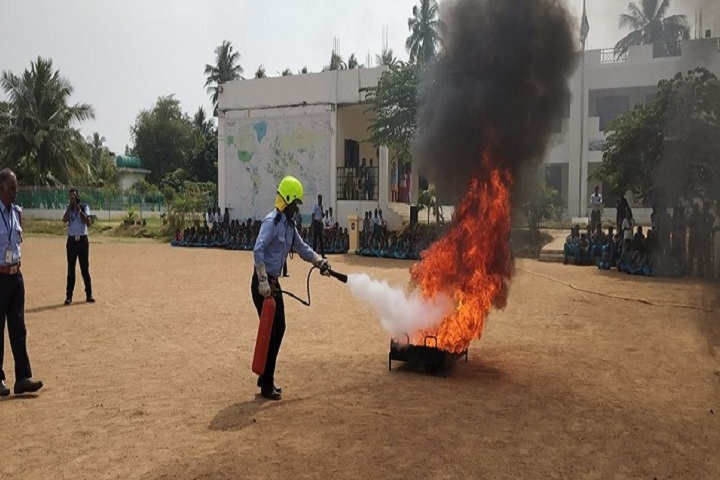Tiaano Vidyashrm-Fire Safety