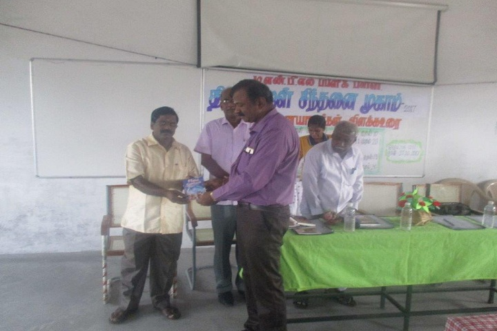 TNPL Public school- Thirukkural camp