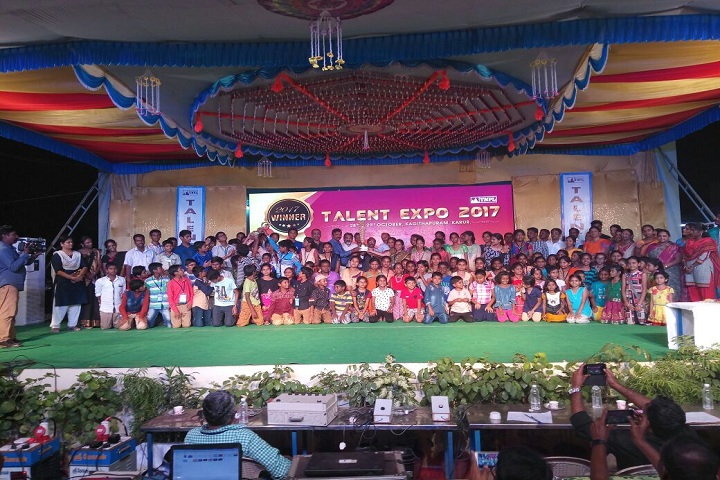 TNPL Public school- talent expo