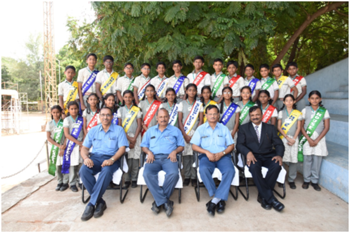 TNPL Public School-Investiture Ceremony