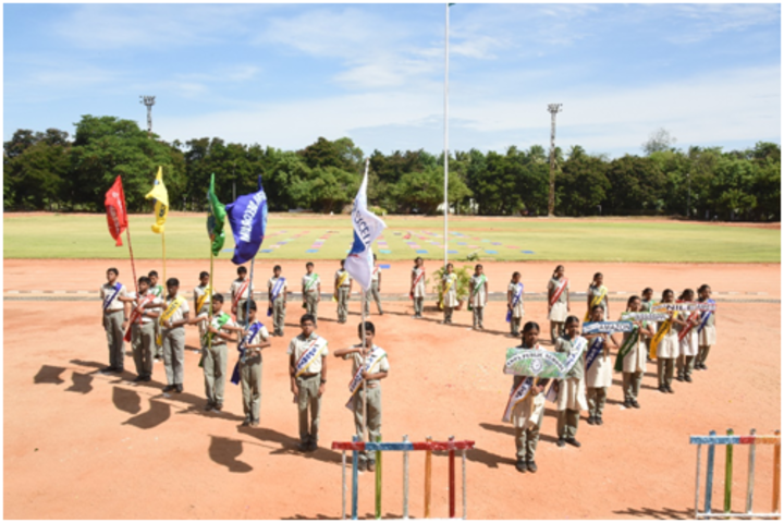 TNPL Public School-Sports Day Celebration