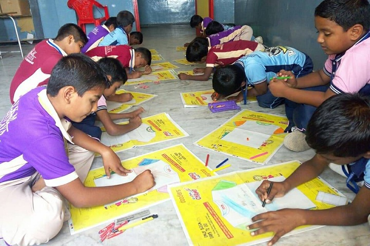 VKM Vidhyalaya School-Drawing Competition