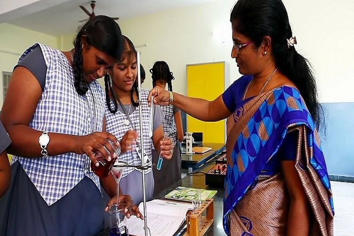 VKM Vidhyalaya school-Lab activity