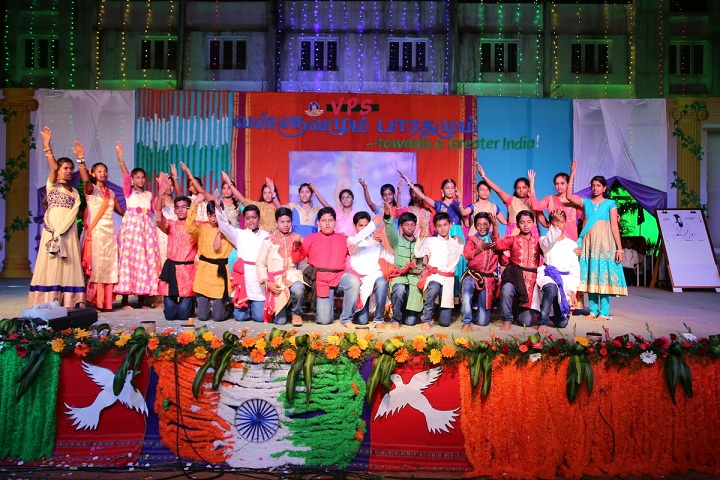 Vailankanni Public School-Event on Independence Day
