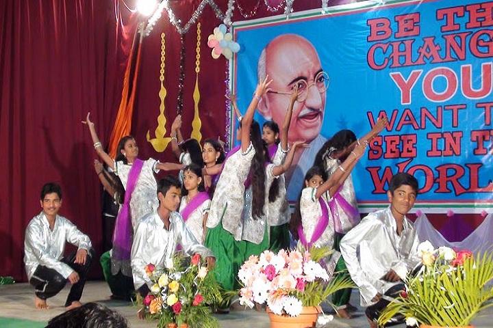 Vanaprastha International School-Dance Performance